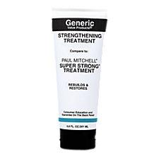 GVP Strengthening Treatment: Compare to Paul Mitchell Super Strong Treatment