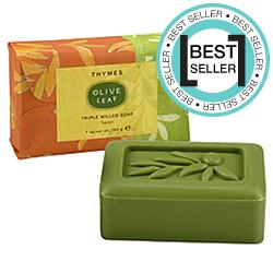 Olive Leaf Triple-Milled Bar Soap