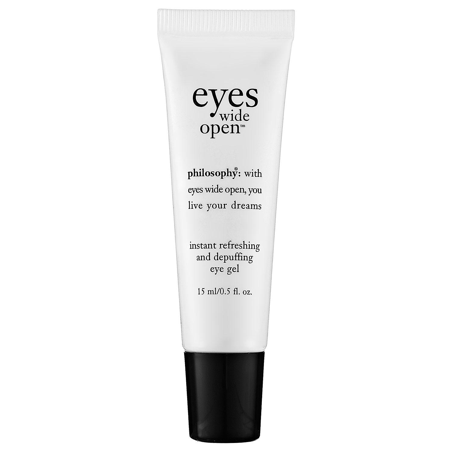 Eyes Wide Open™ Instant Refreshing and Depuffing Eye Gel