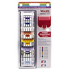 8 Pack Color-Coded Cutting Combs