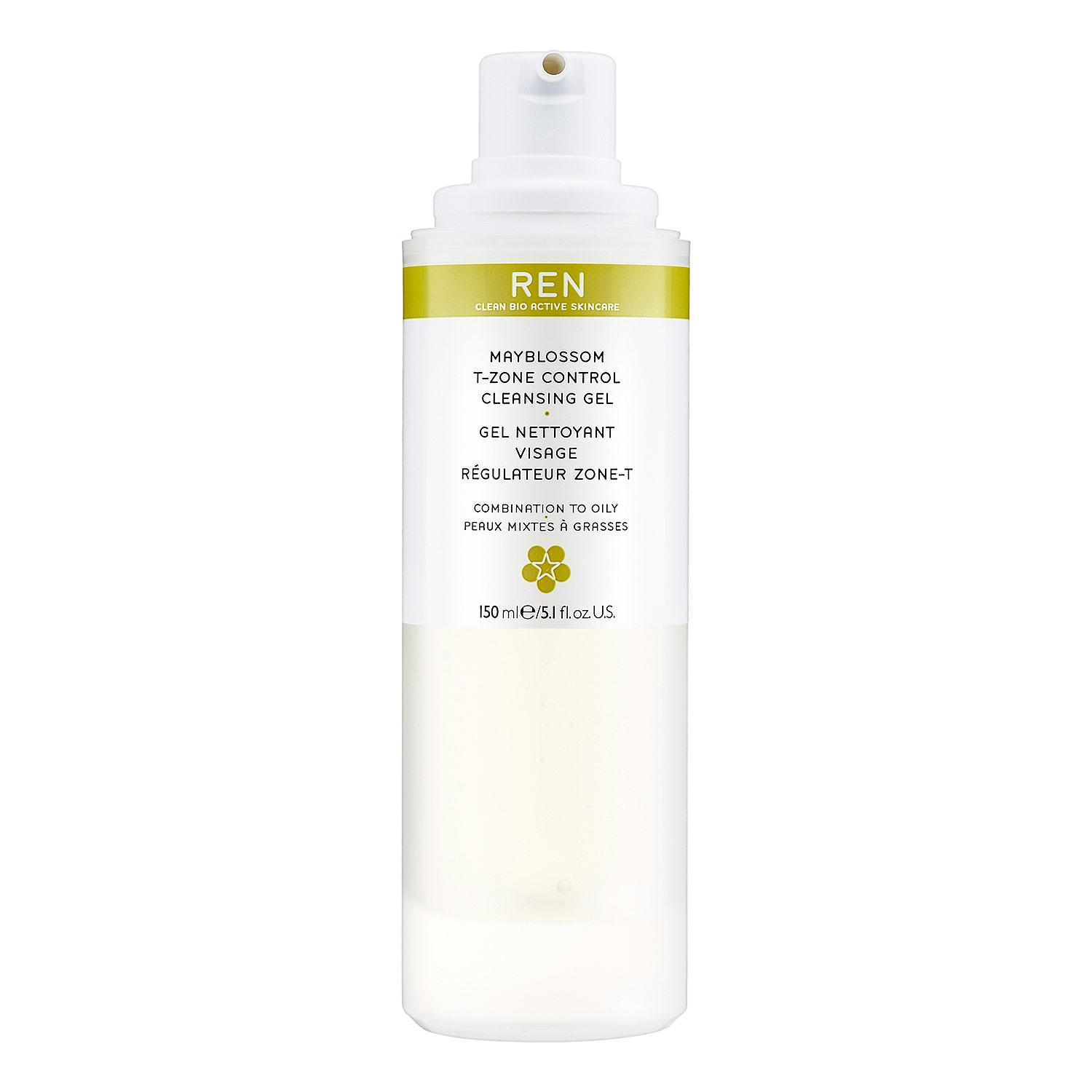 Mayblossom T-Zone Control Cleansing Gel
