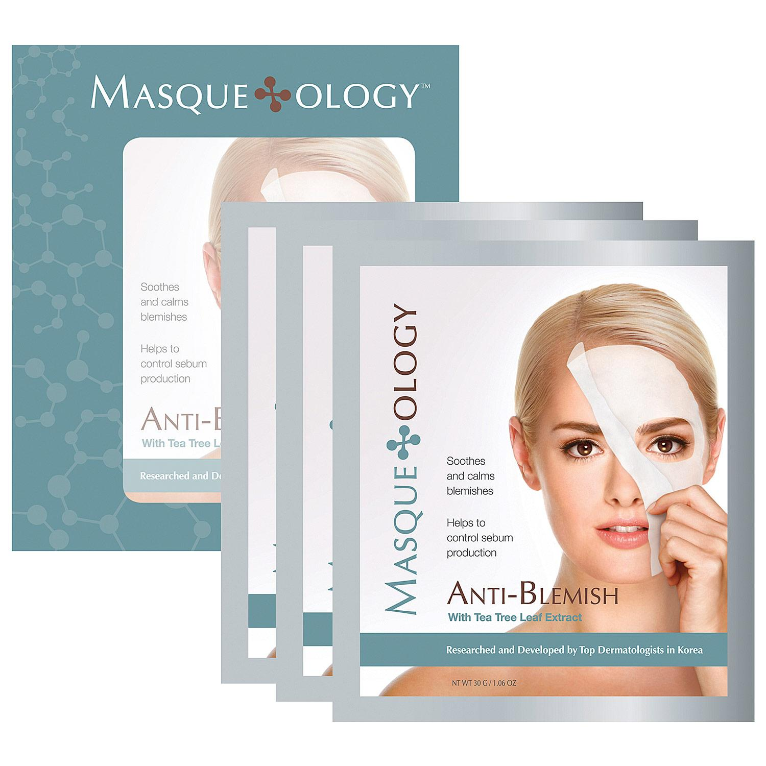 Anti-Blemish Masque With Tea Tree Leaf Extract