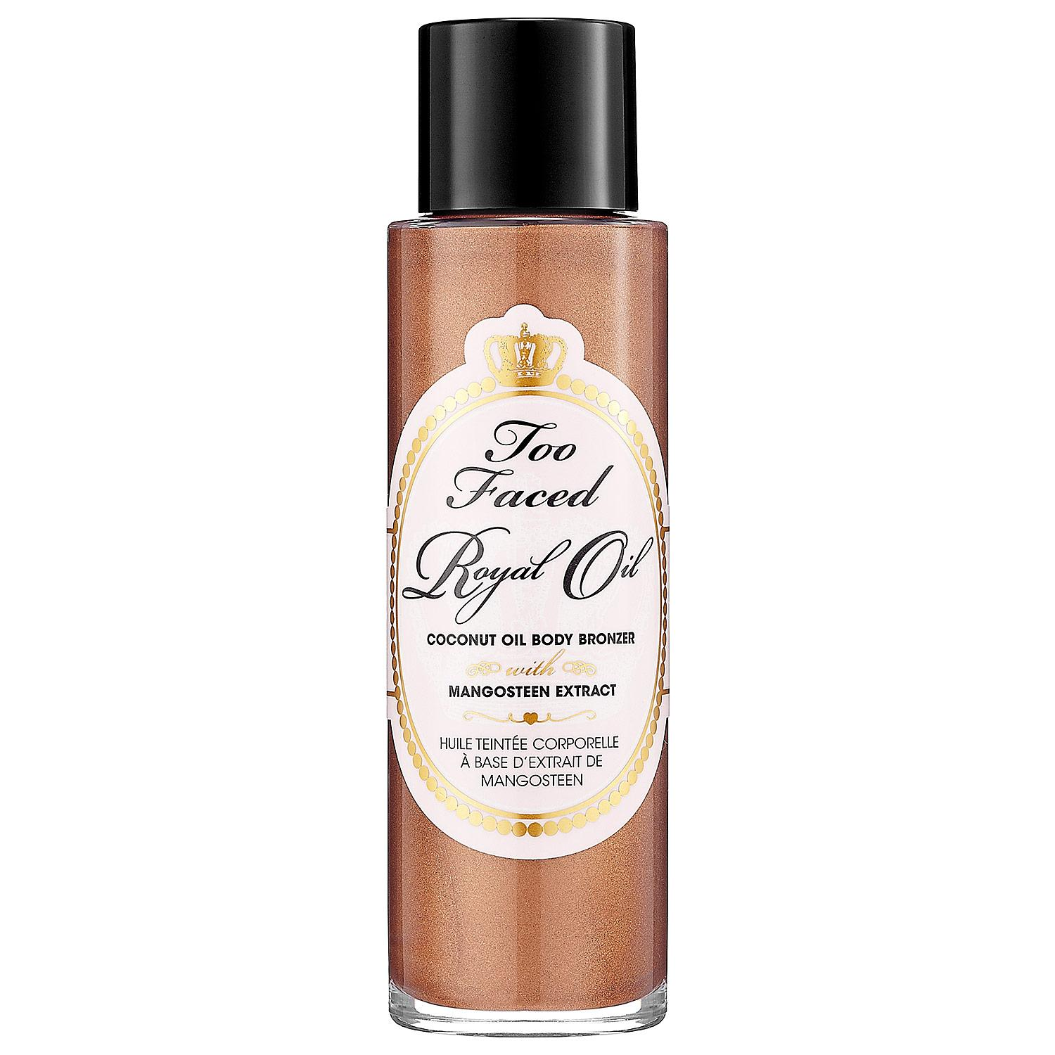 Royal Oil Coconut Oil Body Bronzer With Mangosteen Extract