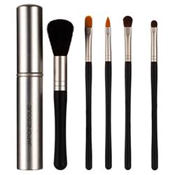 Touch Up Tube Brush Set - Silver