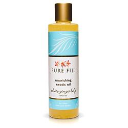 Bath & Body Oil - White Gingerlily