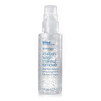 Lid + Lash Wash Makeup Remover 3.7 fl oz (110 ml)
