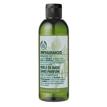 Unfragranced Massage Oil5.07 fl oz (150 ml)