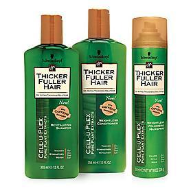 Thicker Fuller Hair Trio