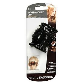 Vidal Sassoon Invisigrip Clip (1)