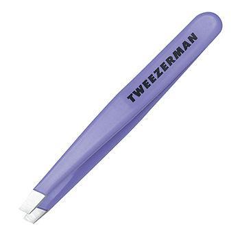 Mini Slant Tweezer, Lovely Lavender1 ea