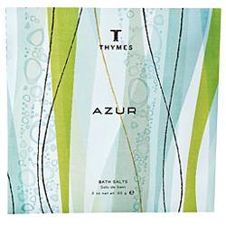 Azur Bath Salts Envelope
