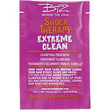 Beyond the Zone Shock Therapy Extreme Clean Clarifying Treatment