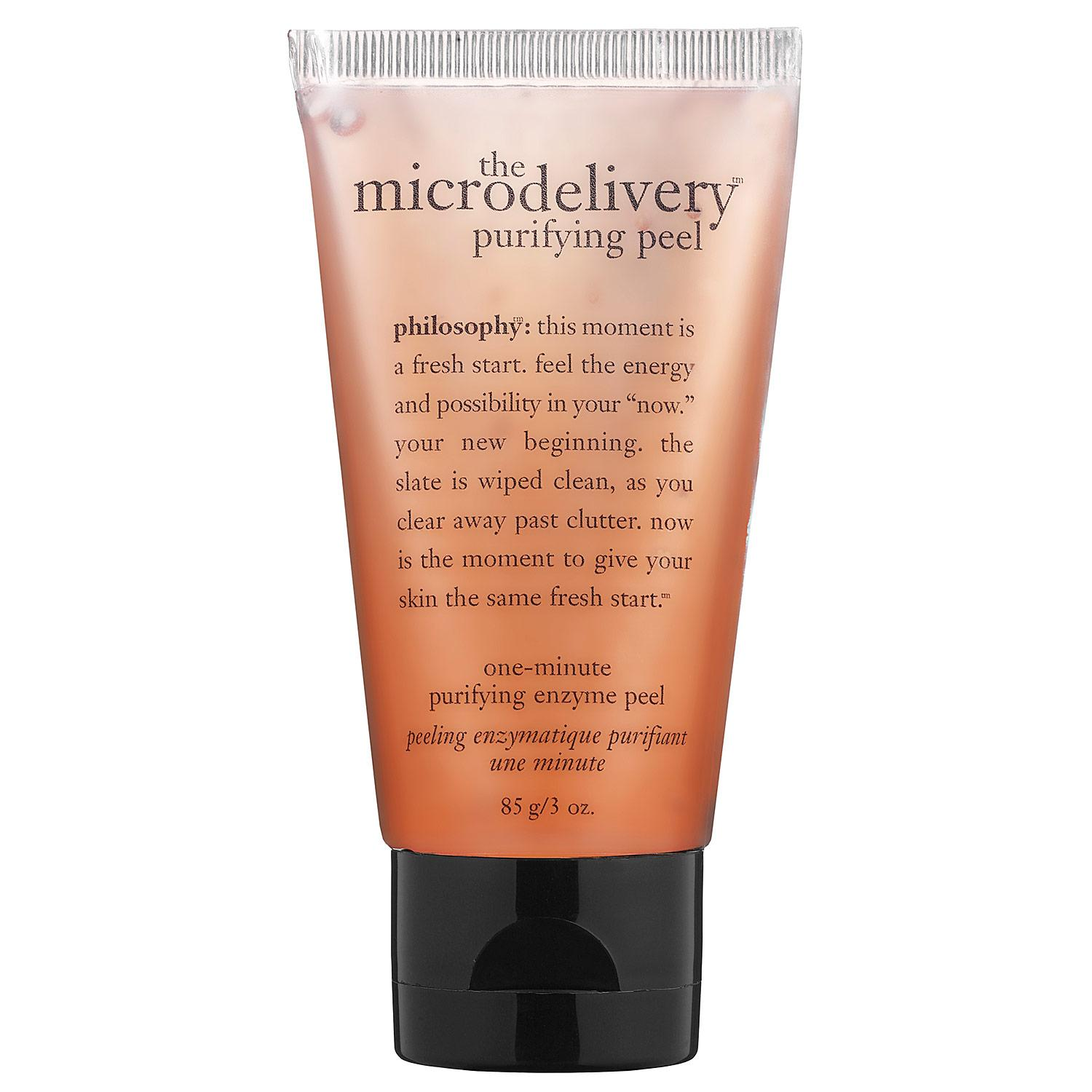 The Microdelivery Purifying Peel One-Minute Purifying Enzyme Peel