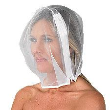 Make Up and Hair Protector Hood #138EX