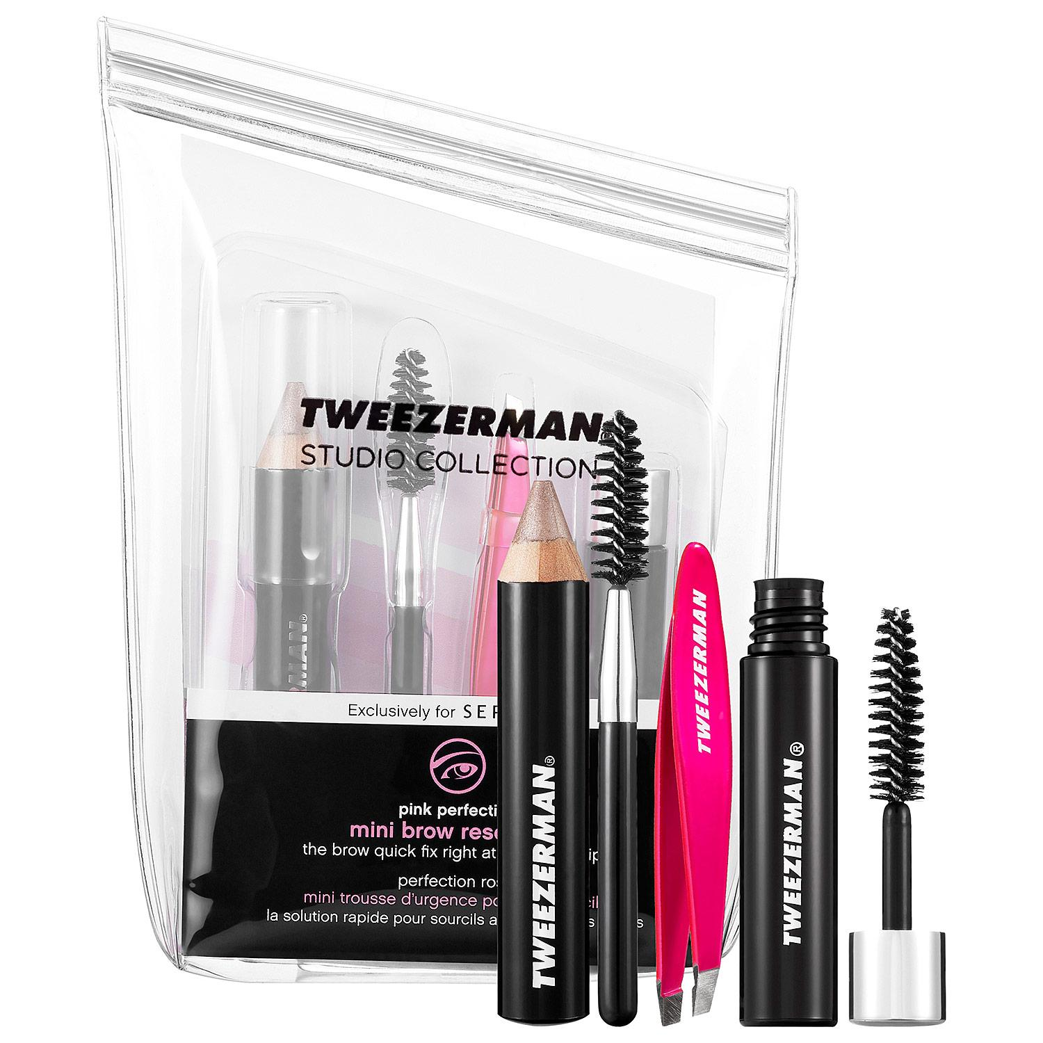 Hot Pink Mini Brow Rescue Kit
