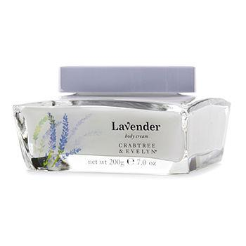 Lavender Body Cream200 g