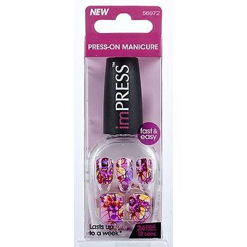 Press-On Manicure - Lovestruck