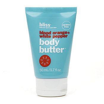 blood orange + white pepper body butter1.7 fl oz (200 ml)
