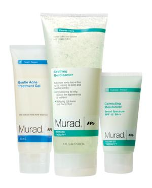 Acne Kit for Sensitive Skin