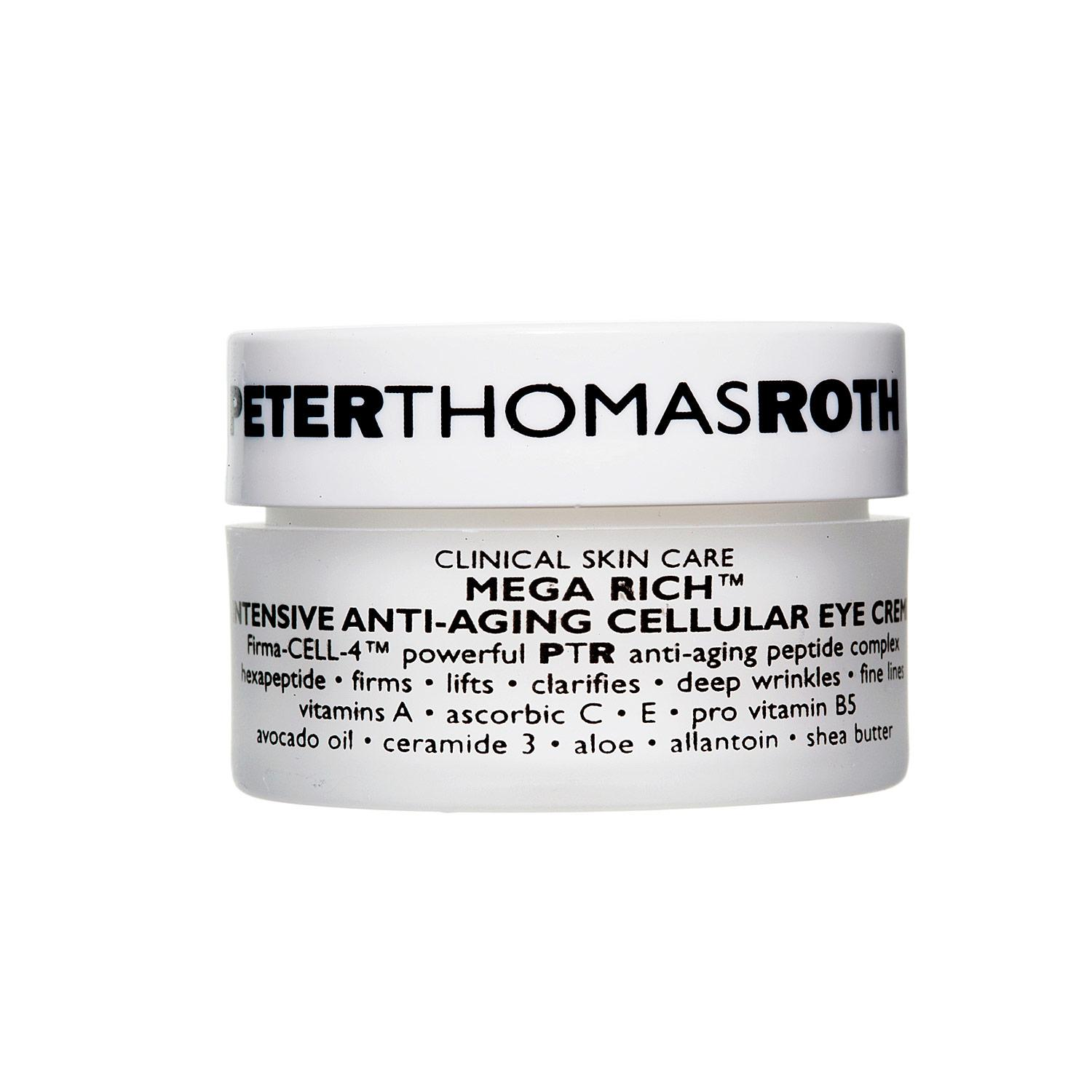 Mega Rich Intensive Anti-Aging Cellular Eye Creme