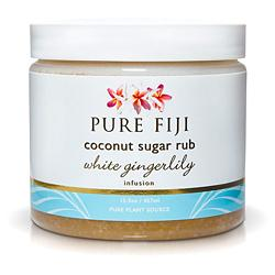 Coconut Sugar Rub - White Gingerlily
