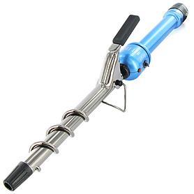Blue Ice Titanium Coil Curling Iron