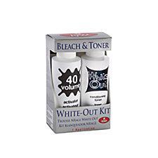 Bleach and Toner Kit
