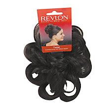Spare Hair Twist Hairpiece Black