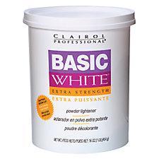 Clairol Basic White Lightener