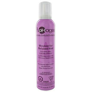 Mousse for Relaxed Hair