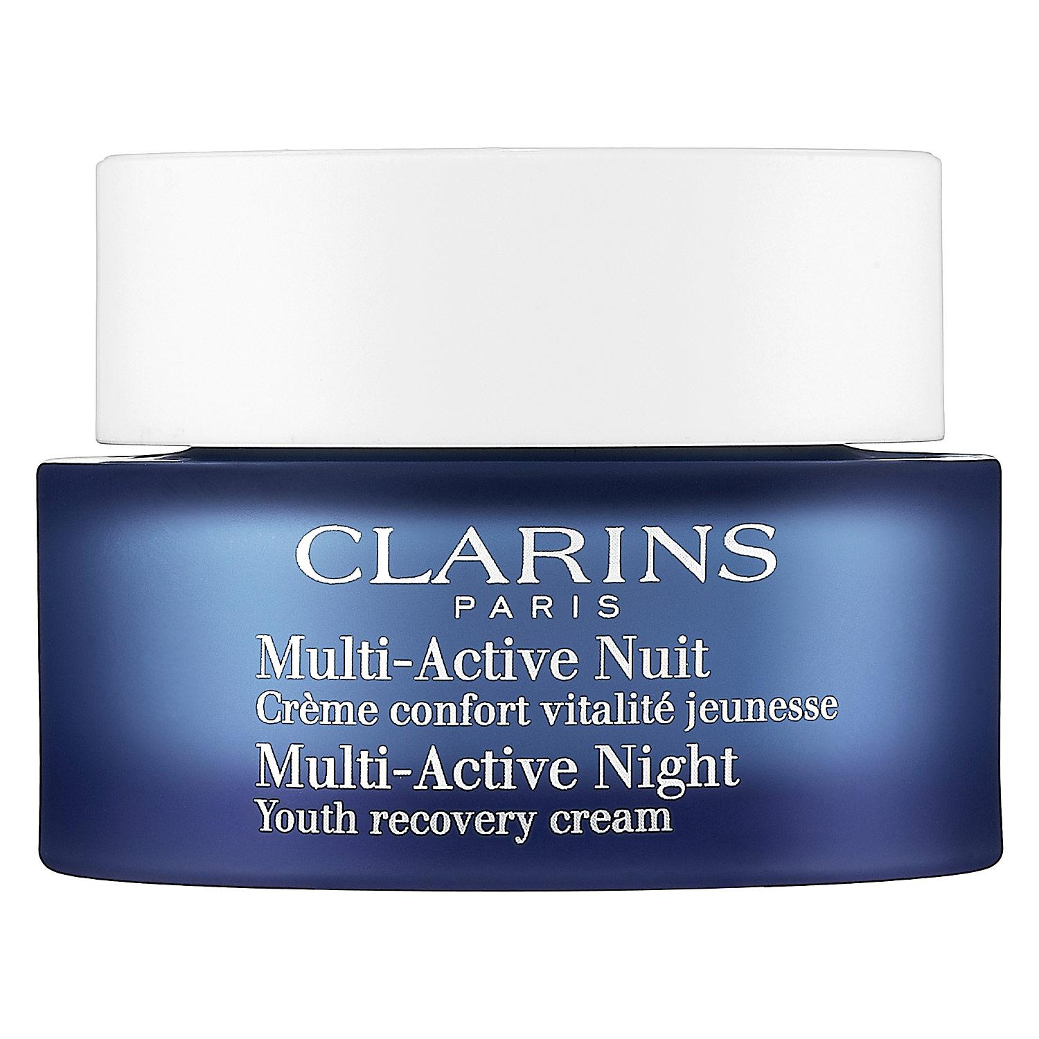 Multi-Active Night Youth Recovery Cream for Normal to Combination Skin