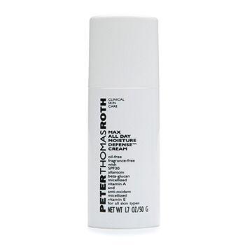 Max All Day Moisture Defense Cream, SPF 301.7 oz (50 g)