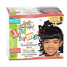 No-Lye Relaxer for Children