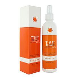 Tan Towel Tanning Mist 8 oz.