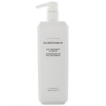 Pre-Treatment Shampoo