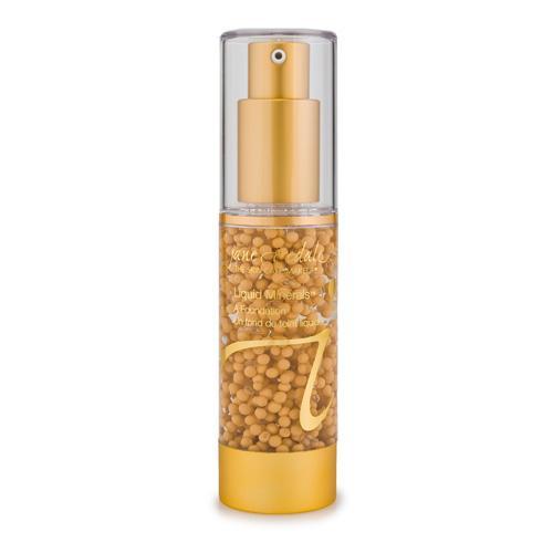 Liquid Minerals Foundation in Golden Glow