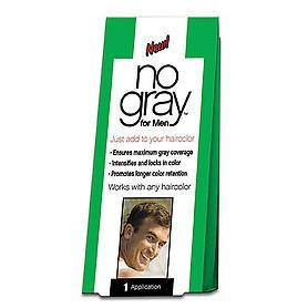No Gray for Men