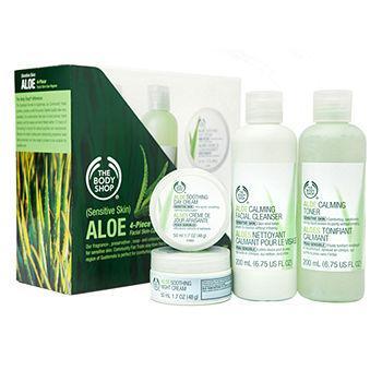 Aloe Skincare Regimen Kit1 kit