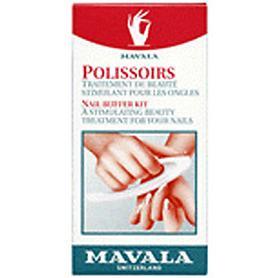 MAVALA Nail Buffer Kit