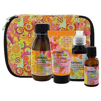 'Spoil Your Hair Travel' Kit
