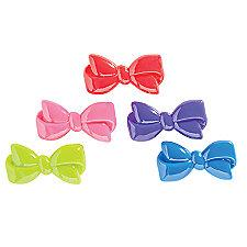 Assorted Bow Barrettes