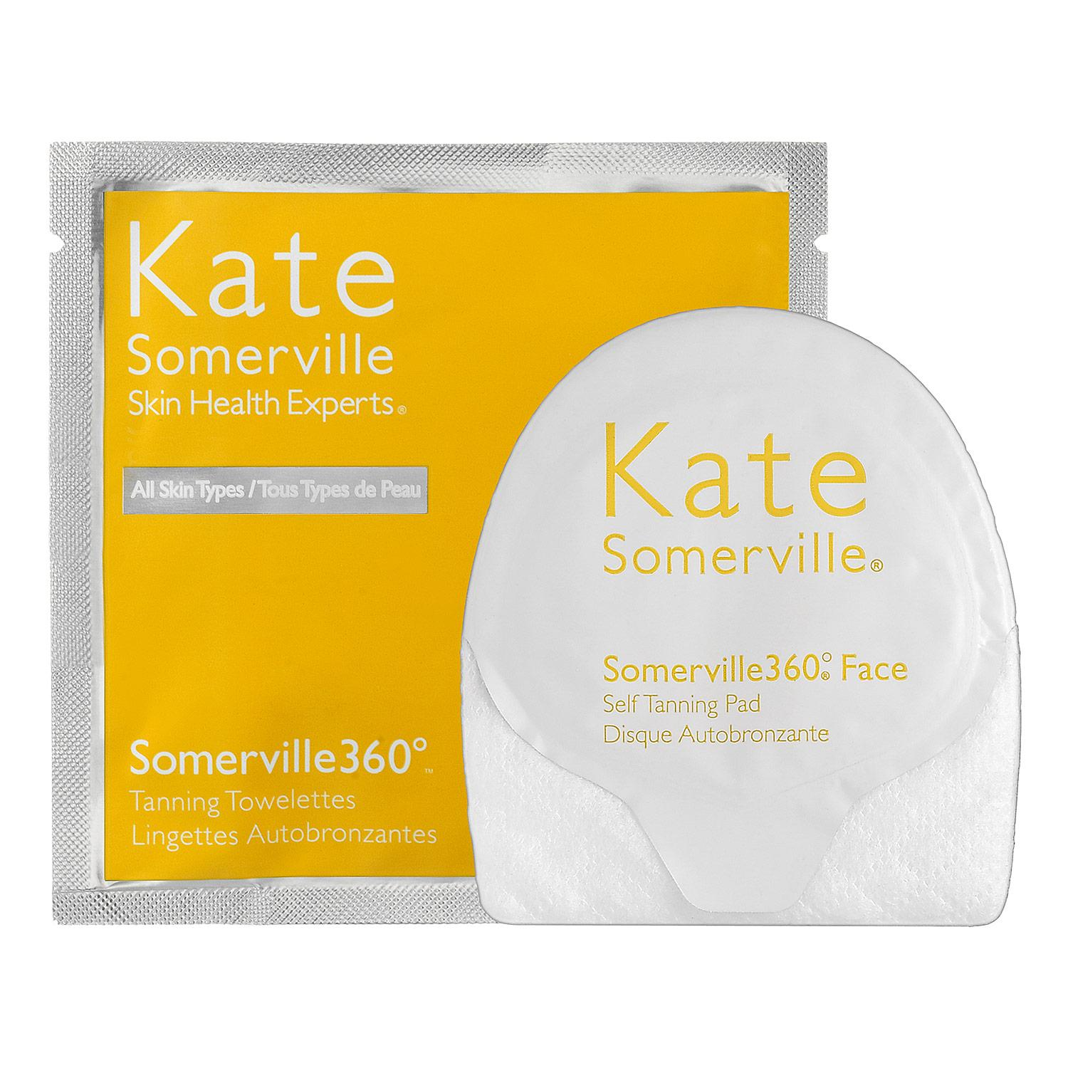 Somerville 360°® Face & Body Self Tanning Pad Duo