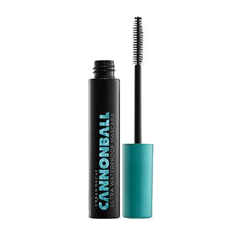 Cannonball Ultra Waterproof Mascara, Black 1 ea