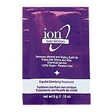 Ion Crystal Clarifying Treatment