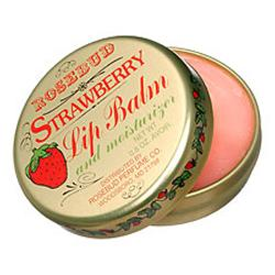Rosebud Salve Lip Balm - Strawberry