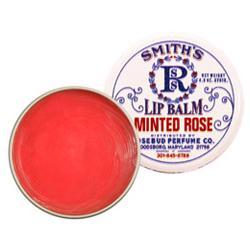 Rosebud Salve Lip Balm - Minted Rose