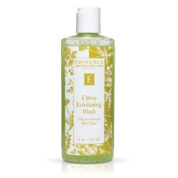 Eminence Organic Citrus Exfoliating Wash