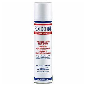 Folicure Flexible Hold Hairspray 10 oz.