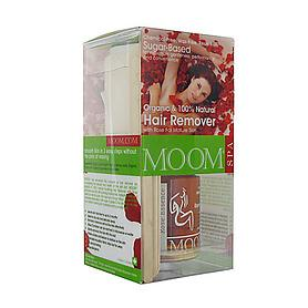 Organic Hair Removal Kit with Rose Essence (Spa Formula)