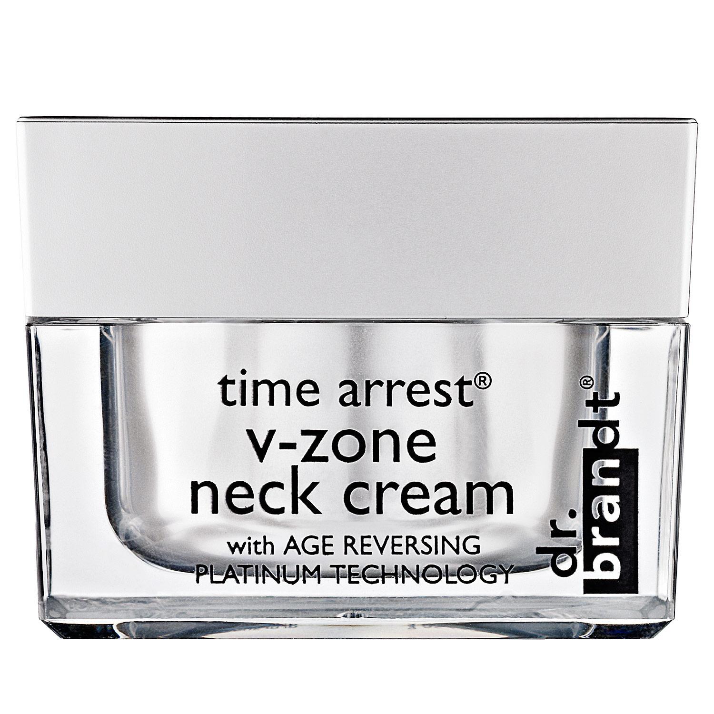 time arrest® v–zone neck cream